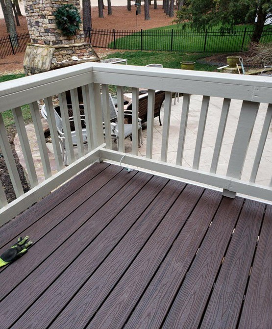 Trex Transcend Composite Decking